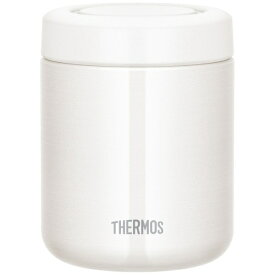 サーモス THERMOS 真空断熱スープジャー 400ml ホワイト JBR-400