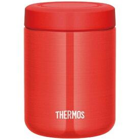 サーモス THERMOS 真空断熱スープジャー 500ml レッド JBR-500