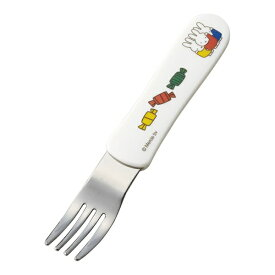 関東プラスチック工業 Kantoh Plastic Industry メラミン お子様食器 「ミッフィー」 フォーク M-1409FT <RHO8001>