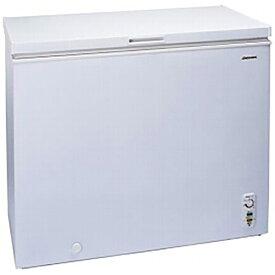 アビテラックス Abitelax 《基本設置料金セット》ACF-205C 冷凍庫 ホワイト [1ドア /上開き /205L][ACF205C]