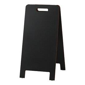 光 HIKARI ハンド式スタンド黒板(マーカーチョーク兼用) 赤枠 HTBD-75 <PHV3301>