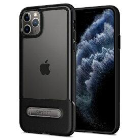 SPIGEN シュピゲン SPIGEN 077CS27519 iPhone 11 Pro Slim Armor Essential S Black