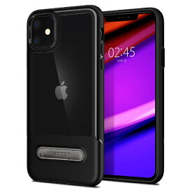 SPIGEN シュピゲン SPIGEN ACS00063 iPhone 11 Slim Armor Essential S Black