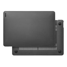 LAUT ラウ MacBook Air(Retinaディスプレイ、13インチ、2020)用 LAUT HUEX ブラック L_13MA20_HX_BK