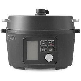 アイリスオーヤマ IRIS OHYAMA 電気圧力鍋(4.0L) ブラック KPC-MA4-B