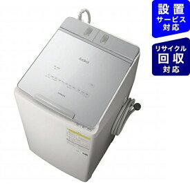 日立 HITACHI BW-DBK100F-S タテ型洗濯乾燥機 [洗濯10.0kg /乾燥5.5kg /ヒーター乾燥(水冷・除湿タイプ) /上開き][洗濯機 10kg ビートウォッシュ]【point_rb】