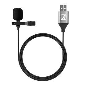 AREA エアリア SD-U2MIC-Pi ピンマイク ブラック [USB]