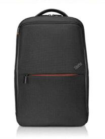 レノボジャパン Lenovo ノートパソコン対応[15.6インチ] ThinkPad プロフェッショナル バックパック ブラック 4X40Q26383