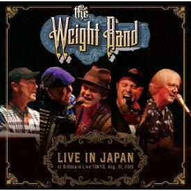 ヴィヴィドサウンドコーポレーション VIVID SOUND CORPORATION ザ・ウェイト・バンド:ライウ゛・イン・ジャパン【CD】
