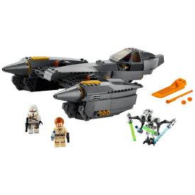 レゴジャパン LEGO LEGO(レゴ) 75286 スター・ウォーズ グリーバス将軍のスターファイター(TM)