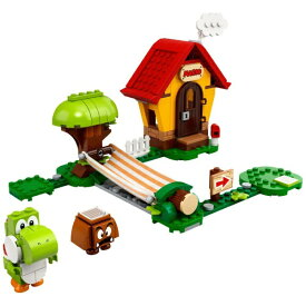 レゴジャパン LEGO LEGO(レゴ) 71367 スーパーマリオ ヨッシーとマリオハウス
