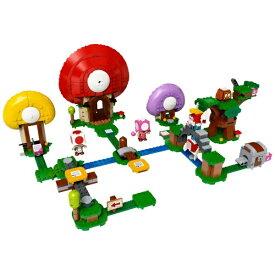レゴジャパン LEGO LEGO(レゴ) 71368 スーパーマリオ キノピオと宝さがし