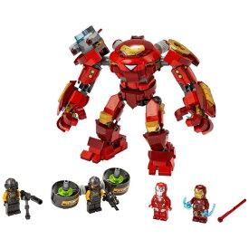 レゴジャパン LEGO LEGO(レゴ) 76164 スーパー・ヒーローズ アイアンマン・ハルクバスター vs. A.I.M.エージェント