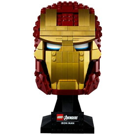 レゴジャパン LEGO LEGO(レゴ) 76165 スーパー・ヒーローズ アイアンマン ヘルメット【発売日以降のお届け】