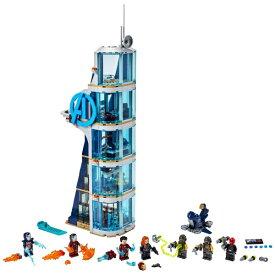 レゴジャパン LEGO LEGO(レゴ) 76166 スーパー・ヒーローズ アベンジャーズ・タワーの決戦【発売日以降のお届け】