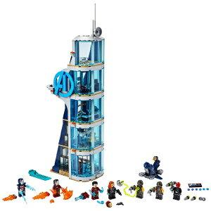 レゴジャパン LEGO LEGO(レゴ) 76166 スーパー・ヒーローズ アベンジャーズ・タワーの決戦