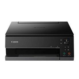 キヤノン CANON TS7430 A4カラーインクジェット複合機 PIXUS ブラック [カード/名刺〜A4][ハガキ 年賀状 印刷 プリンター 5色]