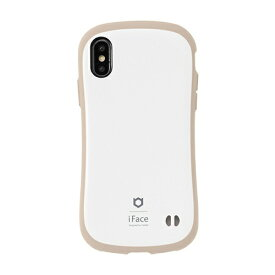 HAMEE ハミィ [iPhone XS/X専用]iFace First Class Cafeケース iFace ミルク 41-9163-914977
