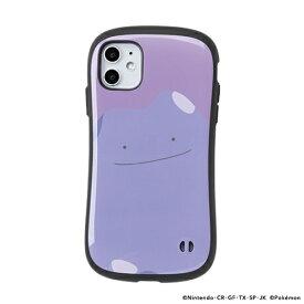 Hamee [iPhone 11専用]ポケットモンスター/ポケモン iFace First Classケース iFace パープル/メタモン 41-8653-918043