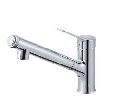 LIXIL リクシル キッチン用ハンドシャワー付浄水器内蔵シングルレバー混合栓 寒冷地用 RJF-971YN