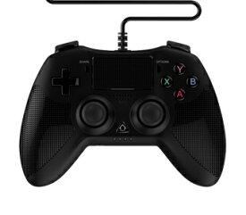 アンサー Answer PS4/PS3/PC用 シンプルターボコントローラ 零〜ZERO〜 ブラック ANS-PF069BK【PS4/PS3/PC】