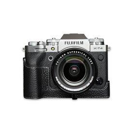 TP FUJIFILM X-T4用カメラケース ブラック OPFXT4BK