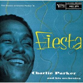 ユニバーサルミュージック チャーリー・パーカー(as)/ フィエスタ 限定盤【CD】
