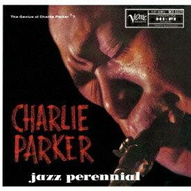 ユニバーサルミュージック チャーリー・パーカー(as)/ ジャズ・パレニアル 限定盤【CD】