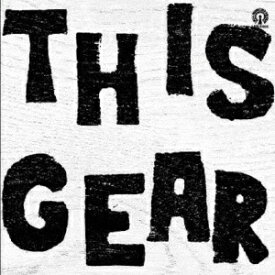 ブリッジ BRIDGE The Gear/ This Gear【CD】