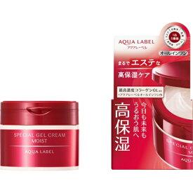 資生堂 shiseido AQUALABEL(アクアレーベル) スペシャルジェルクリームN (モイスト) 90g [オールインワンスキンケア]
