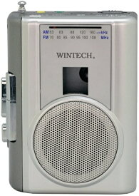 KOHKA 廣華物産 ラジオ付きカセットテープレコーダー WINTECH PCT−02RM WINTECH PCT-02RM