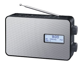パナソニック Panasonic ホームラジオ ブラック RF-300BT-K [防滴ラジオ /AM/FM /ワイドFM対応]
