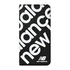 エムディーシー MDC iPhone SE(2020) New Balance スタンプロゴブラック md-74514-1 ブラック