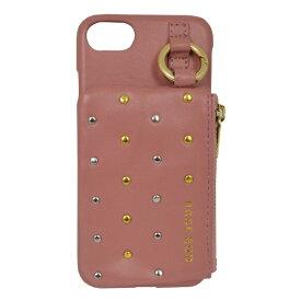 エムディーシー MDC iPhone SE(2020) ROSEBUD コインケース付きピンク md-74517-2 ピンク