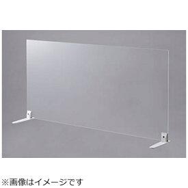 アイリスチトセ デスクスクリーンH50 6枚セット(約幅100×奥行18×高さ49.5cm)
