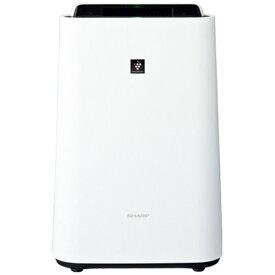 シャープ SHARP 加湿空気清浄機 ホワイト系 KC-N50-W [適用畳数:23畳 /最大適用畳数(加湿):14畳 /PM2.5対応]