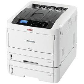 OKI オキ C835dnwt カラーレーザープリンター COREFIDO EX(コアフィードEX) [はがき〜A3][C835DNWT]