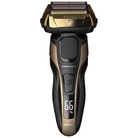 IZUMI イズミ メンズシェーバー[国内・海外対応] ハイエンドシリーズ Z-DRIVE ゴールド(N) IZF-V990-N [6枚刃 /AC100V-240V][電気シェーバー 男性用 髭剃り]