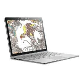 エレコム ELECOM SurfaceBook3/液晶保護フィルム/ペーパーライクフィルム EF-SFB3FLAPL
