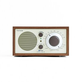 Tivoli Audio チボリオーディオ ブルートゥーススピーカー M1BT2-1652-JP クラシック・ウォールナット/ベージュ [Bluetooth対応]