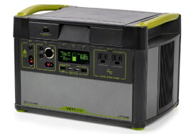 Goal Zero ゴールゼロ Yeti Lithium 1400 WiFi (120V) Power Station 38300