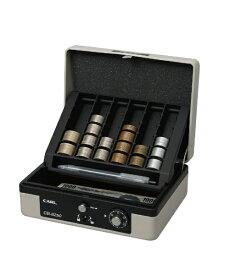 カール事務器 CARL CB-8250-D キャッシュボックス グレー