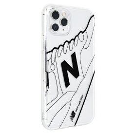エムディーシー MDC iPhone 11 Pro New Balance スニーカークリア New Balance クリア md-74467-1