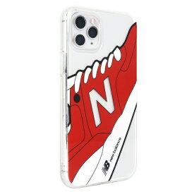 エムディーシー MDC iPhone 11 Pro New Balance スニーカーレッド New Balance レッド md-74467-2