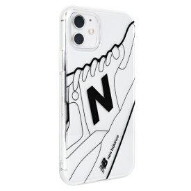 エムディーシー MDC iPhone 11 New Balance スニーカークリア New Balance クリア md-74471-1