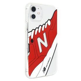 エムディーシー MDC iPhone 11 New Balance スニーカーレッド New Balance レッド md-74471-2