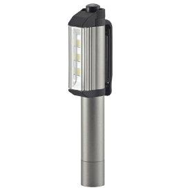 オーム電機 OHM ELECTRIC LED作業ライト S SL-W100B6-S [LED /単4乾電池×2]