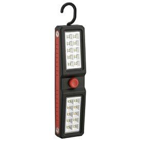 オーム電機 OHM ELECTRIC 多目的作業ライト SL-W500R6B [LED /単3乾電池×6]