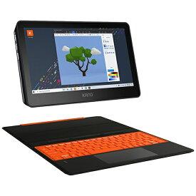 KANO 1110J-02 Windowsタブレット+キーボード KanoPC オレンジ [11.6型 /intel Celeron /eMMC:64GB /メモリ:4GB /2020年8月モデル]