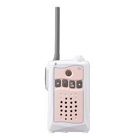 アルインコ 特定小電力トランシーバー ALINCO ピンク DJ-CH3P